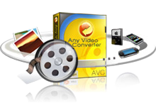 Any Vidéo Converter = YouTube Convertisseur Vidéo + WMV Convertisseur + AVI Convertisseur + FLV Convertisseur + YouTube Video Convertisseur + MP4 Convertisseur