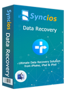 Syncios Data Recovery pour Mac