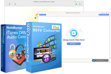 DRM suppression + iTunes M4V vidéos conversion + Apple Music conversion + iTunes M4P musique conversion + Audiobook conversion